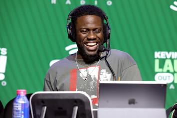 """Kevin Hart Talks """"Biggest Cry In Life"""" Returning Home Following Accident"""