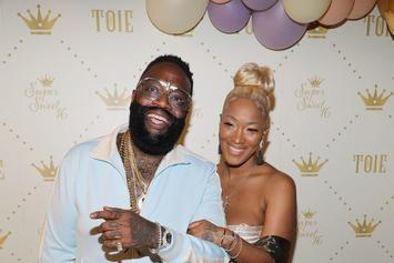 Rick Ross Countersues His Baby Mama