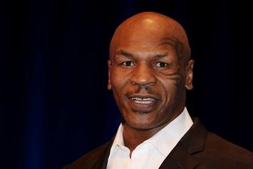 Mike Tyson Offered Over $20 Million For Return Fight