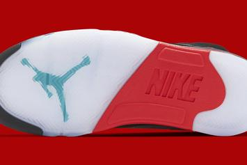 """Air Jordan 5 """"Top 3"""" Officially Revealed: Release Info"""