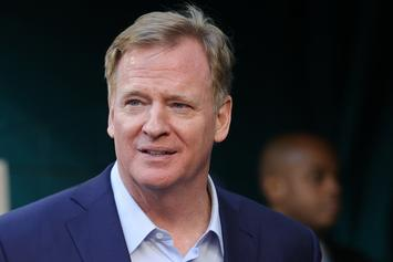 Roger Goodell Releases Statement Regarding The Death Of George Floyd