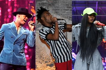 "Ne-Yo, Aminé, Teyana Taylor & More Bring New Heat To Our ""R&B Season"" Playlist"