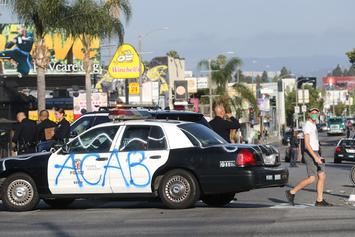 L.A. Mayor To Close COVID-19 Testing Sites During Protests