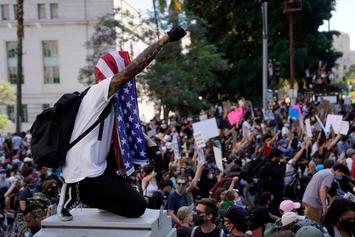 California Man Wants Cop Fired For Pointing Gun At His 2-Year-Old During Protest