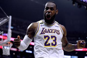LeBron James Responds To Laura Ingraham's Hypocrisy