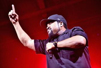 """Ice Cube Shatters The """"Black On Black Crime"""" Argument"""