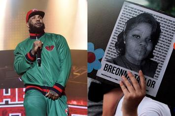 The Game Once Met Breonna Taylor: Rapper Reminisces With Throwback Photo