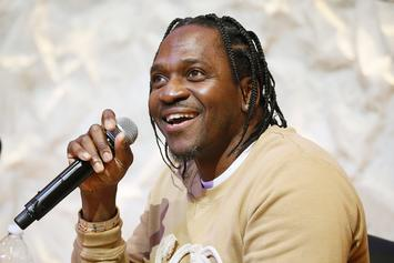 """Pusha T Offers COVID-19 Relief To Norfolk With """"Feed Your City Challenge"""""""