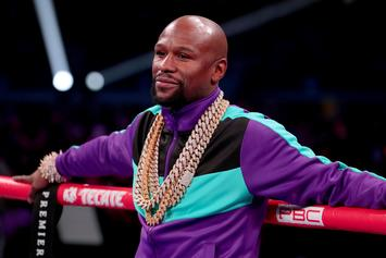 Floyd Mayweather Goes After Conor McGregor For Retiring