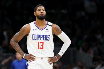 "Paul George Narrates Powerful Clippers Film ""While We Were Away"""