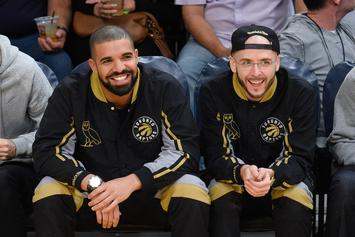 """Drake's Albums Ranked By Noah """"40"""" Shebib, Later Says """"I Don't Stand By That"""""""
