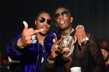 """RMR's """"Drug Dealing Is A Lost Art"""" Tracklist Includes Young Thug, Future, & More"""