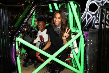 Ciara's Son Young Future Looks So Much Like His Dad