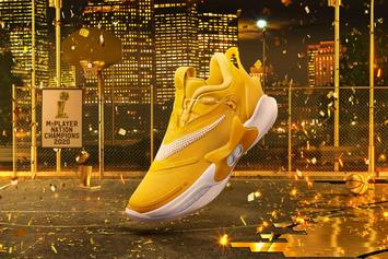 Nike & NBA 2K Unveil Their Final Gamer Exclusive Shoe