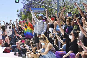 Massive Protests In Support Of Black Trans Lives Held Across Country