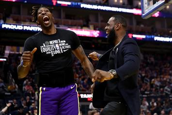 LeBron James & Lakers Not Divided In Light Of Dwight Howard's Stance