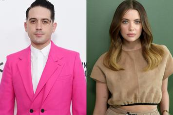 G-Eazy & Ashley Benson Spotted Holding Hands