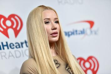 Iggy Azalea Bounces Back With Tight Body After Giving Birth