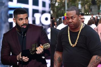 "Drake & Busta Rhymes Song ""Stay Down"" Leaks"