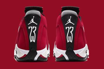 "Air Jordan 14 ""Gym Red"" Release Date Confirmed: Photos"