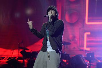"""Eminem Teases """"Recovery"""" 10th Anniversary Drop"""