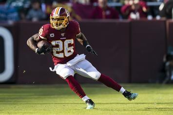 Adrian Peterson Praises Removal Of Former Redskins Owner Statue