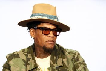 D.L. Hughley Tests Positive For COVID-19 Following Frightening Onstage Collapse