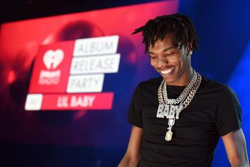 """Lil Baby Reacts To Walmart Selling Fake """"4PF"""" Chains"""
