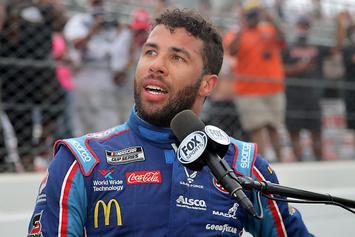 "NASCAR's Bubba Wallace: FBI Says ""No Crime"" After Noose Found In His Garage"