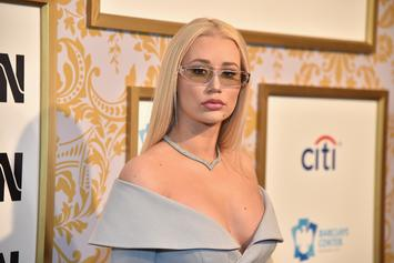 Iggy Azalea Spotted On First Public Outing Since Secretly Giving Birth
