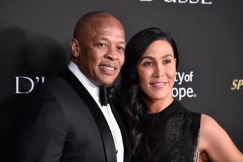 Dr. Dre's Wife Nicole Young Files For Divorce: Report