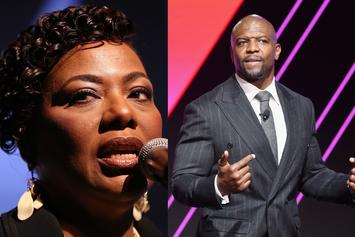 Martin Luther King Jr.'s Daughter Criticizes Terry Crews Over His BLM Tweet