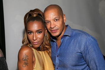 Peter Gunz Attempts To Make Fun Of Ex-Wife Amina Buddafly's Workout Partner
