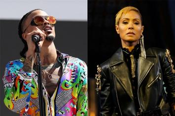 August Alsina Reveals Jada Pinkett Smith Affair: Twitter Reacts