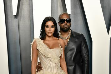 "Kanye West Gives Kim Kardashian ""Enchanted Forest"" Bathroom Surprise"