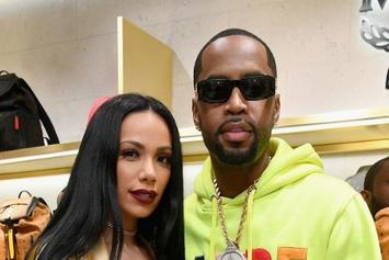 Erica Mena Bares A Bit Of Backside In Steamy Photos With Safaree