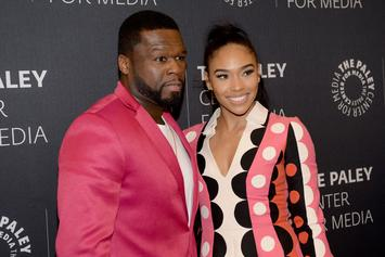 """50 Cent's GF Cuban Link Responds To """"Exotic"""" Comment Controversy"""