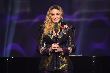 Madonna Goes Topless In Instagram Thirst Trap