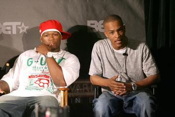 T.I. Disses 50 Cent After Fif Responds To Verzuz Challenge