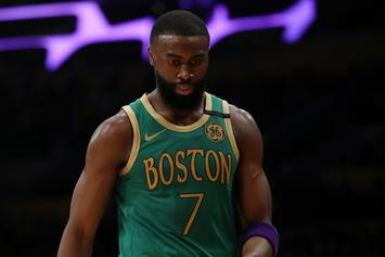 Jaylen Brown Offers Powerful Words About NBA Bubble Conditions