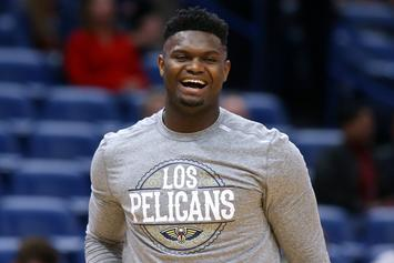 Zion Williamson On How He Improved His Game During Quarantine