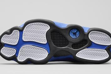"Air Jordan 13 ""Hyper Royal"" Coming Soon: First Look"