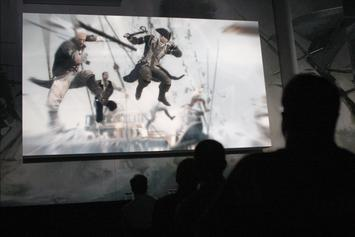 """""""Assassin's Creed Valhalla"""" Shares Epic Viking Gameplay & Battle Footage"""