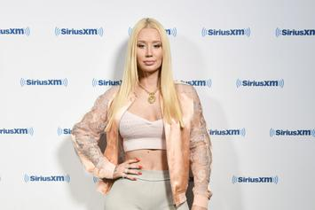 Iggy Azalea Seen With Her Baby Boy For The First Time