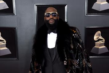 Rick Ross Settling Out Of Court With His Baby Mama: Report