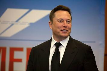Elon Musk Doubles Down In Support Of Kanye West's Presidential Run
