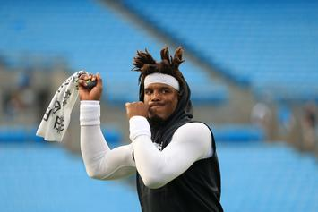 Cam Newton Breaks Silence On Replacing Tom Brady In New England