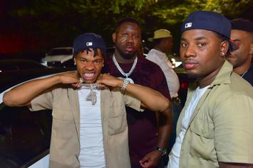 Lil Baby Responds To Report That Marlo Hit Was Meant For Him