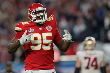 Chris Jones & Chiefs Agree To Four-Year Deal Worth $85 Million: Report
