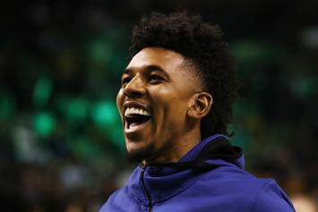 Nick Young Suggests Uber Driver May Have Rejected Him Because He's Black